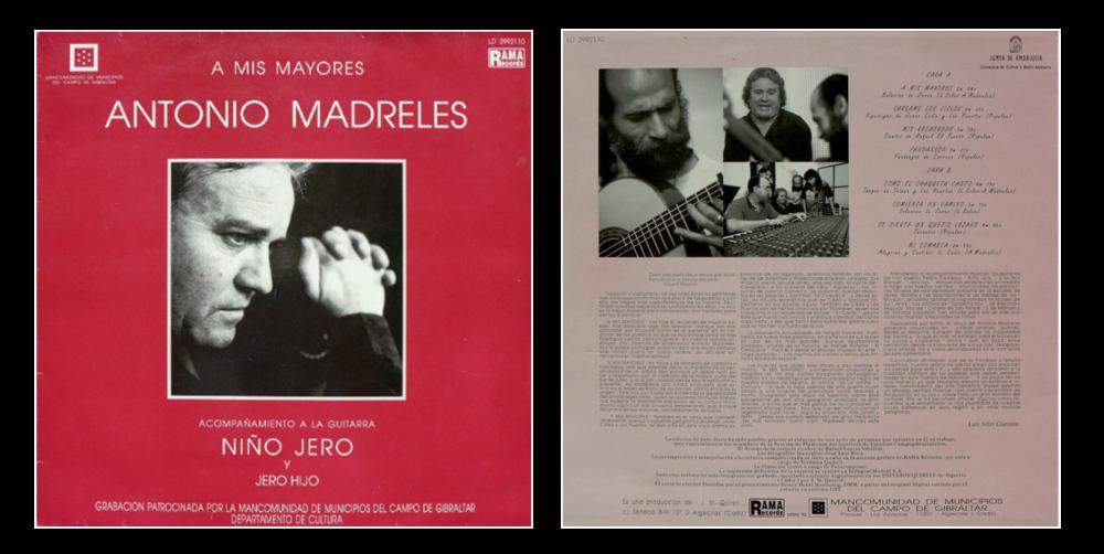 LP Antonio Madreles
