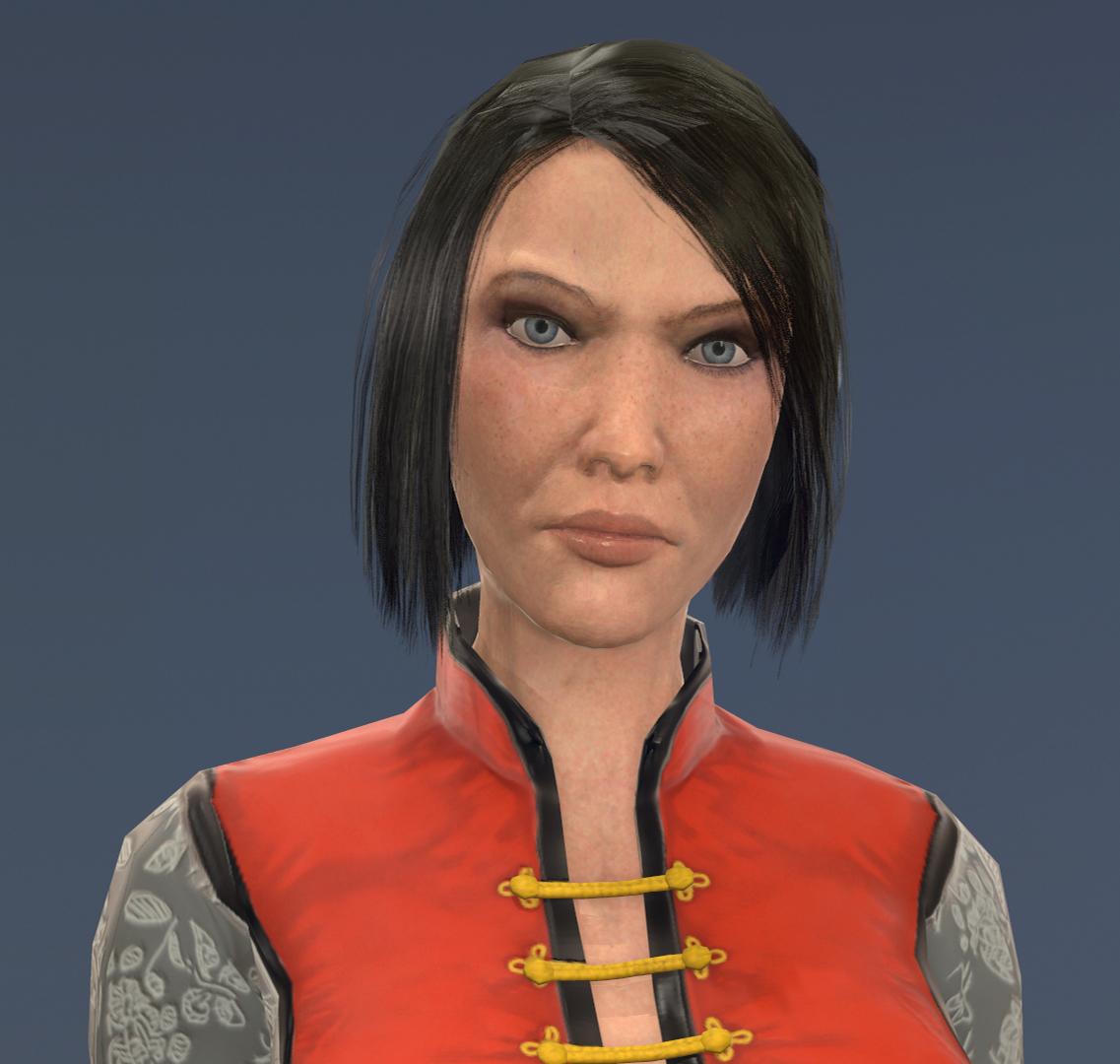 Proyecto personaje videojuego, dentro del master de modelado de personajes de animum