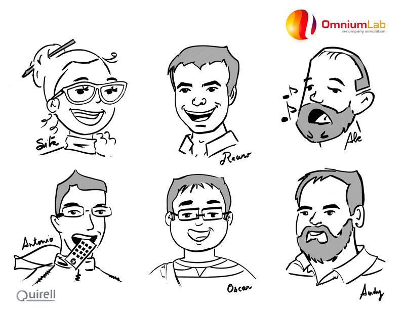 Creación avatares OmiumLab